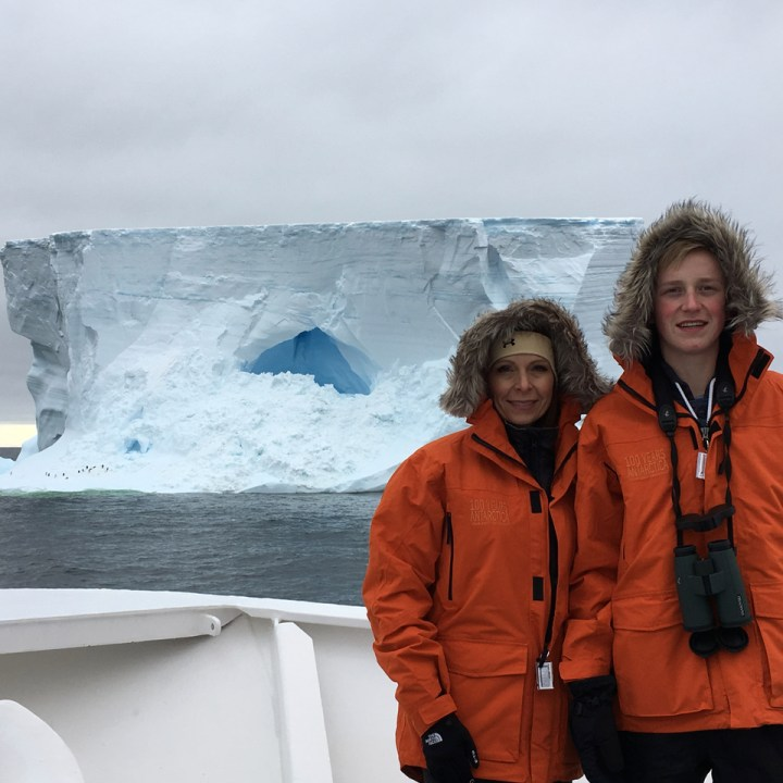 wanderlustexperiences travel with kids children ourfamilypassport arctic