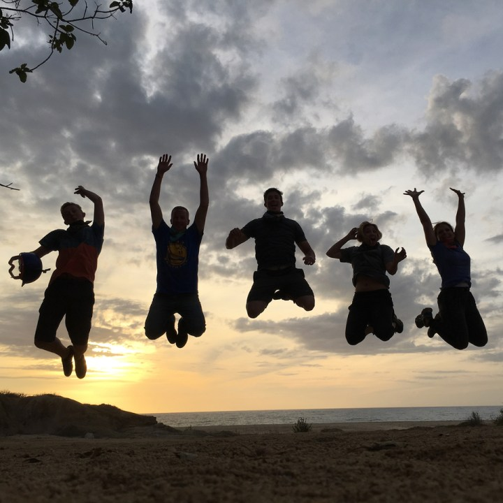 wanderlustexperiences travel with kids children ourfamilypassport jumping high
