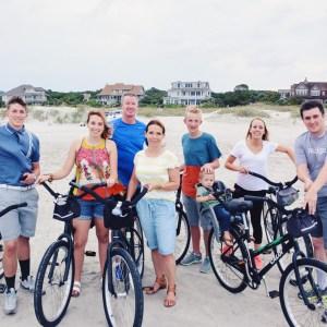wanderlustexperiences travel with kids children ourfamilypassport cycling