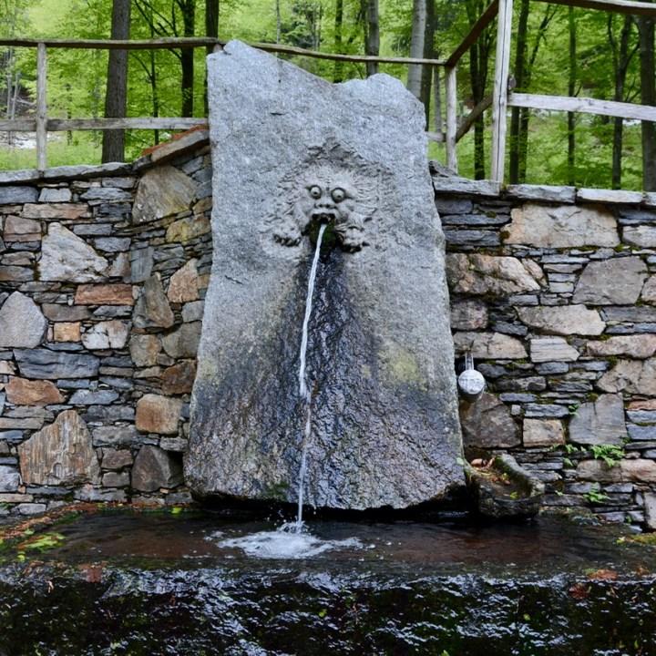 travel with kids children mount pian bello lago maggiore italy hiking dragon fountain