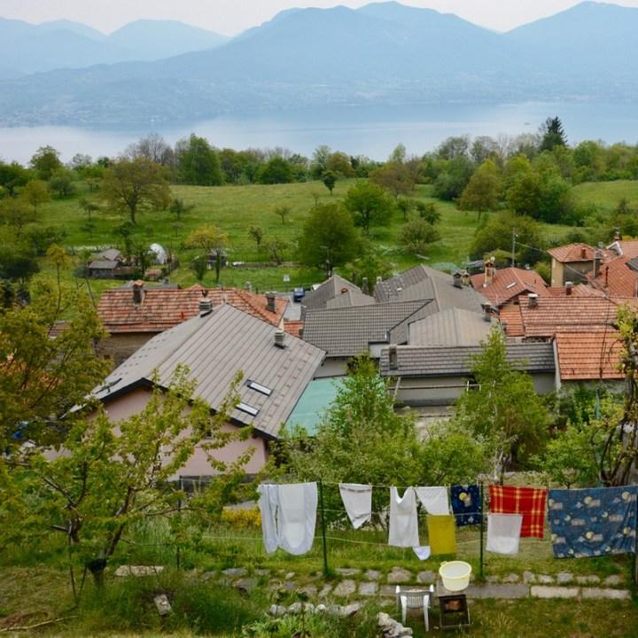 travel with kids children trarego viggiona lago maggiore italy lake view