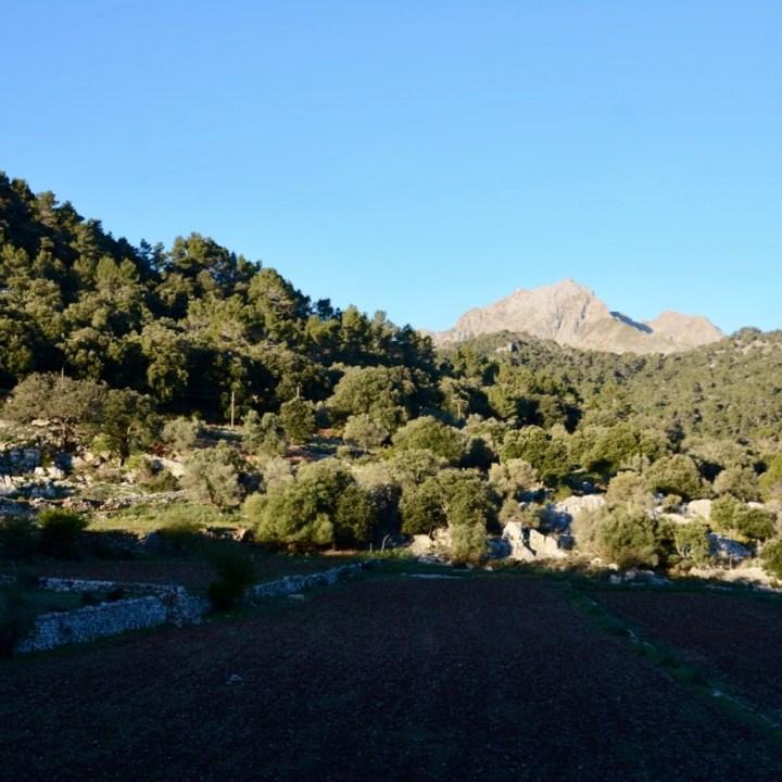travel with kids children soller mallorca spain hiking torrent de pareis start point