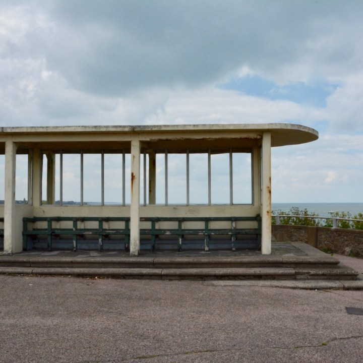Margate seaside pavilion