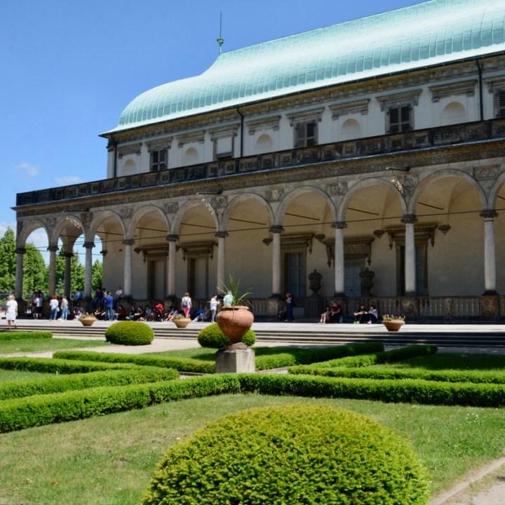 travel with kids prague summer palace