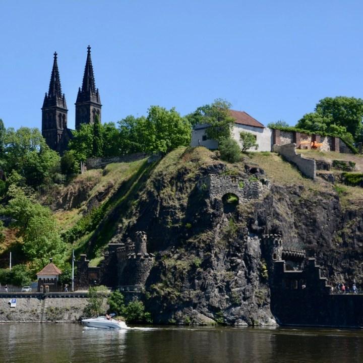travel with kids prague old castle