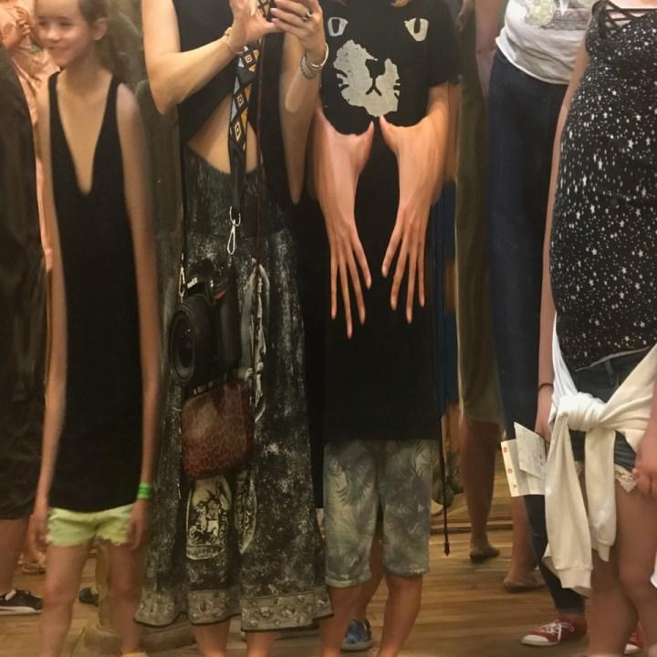 prague with kids guide mirror maze