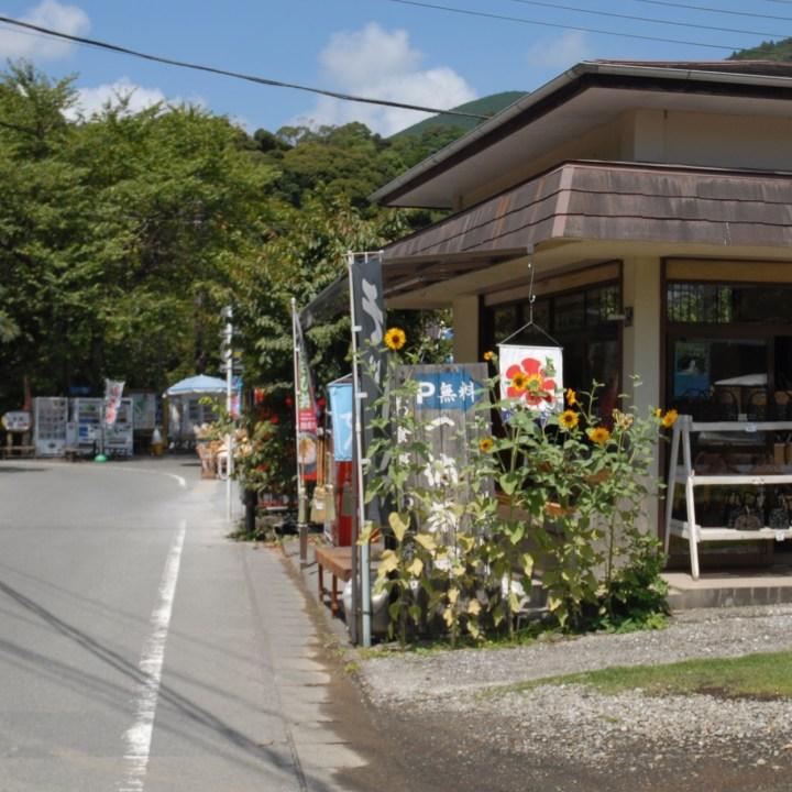 shimoda japan with kids kawazu seven waterfall restaurant