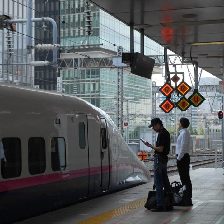 tokyo train museum with kids shinkansen tokyo station
