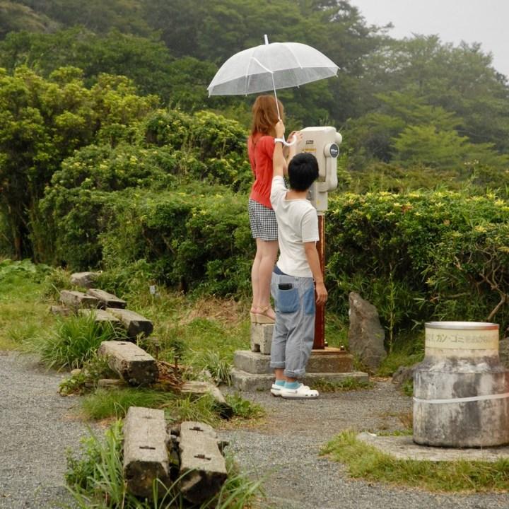 japan with kids mt fuji tokai nature trail binoculars