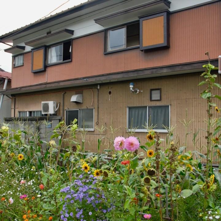 travel with kids japan fujiyoshida hiking house