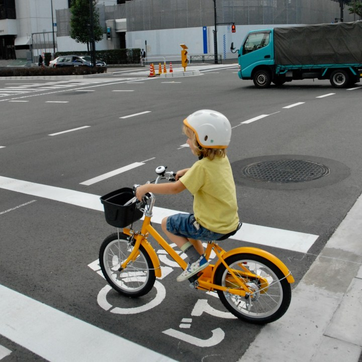 Tokyo, Japan | Guide to Cycling with Kids in Tokyo and Japan