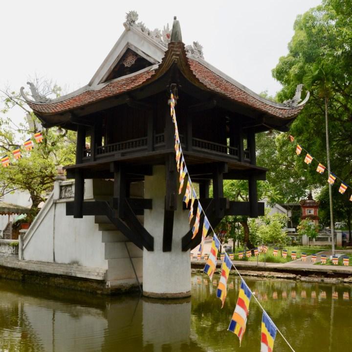 travel with kids vietnam hanoi ho chi minh pagoda