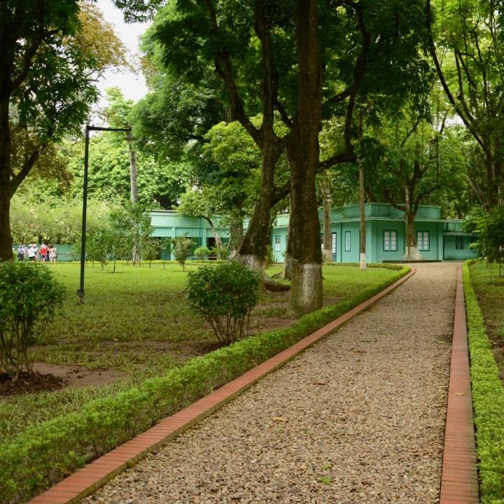 travel with kids vietnam hanoi ho chi minh garden house