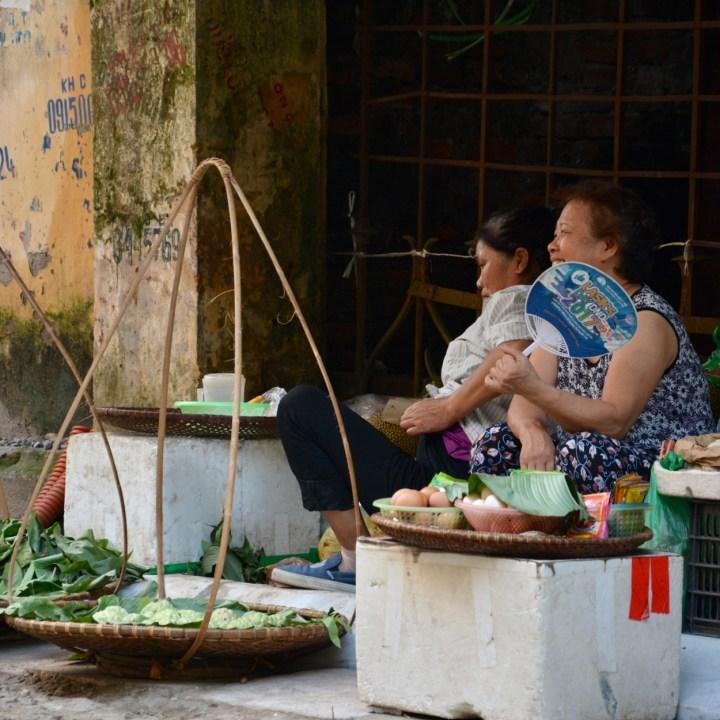 travel with kids vietnam hanoi chit chat
