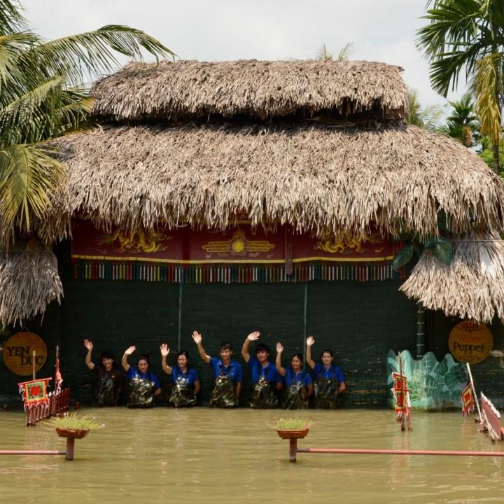 vietnam with kids ha long bay yen duc village