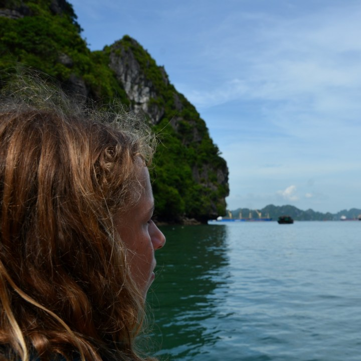 vietnam with kids ha long bay