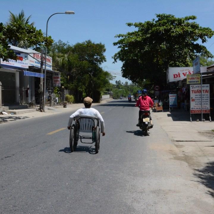 vietnam with kids hue wheelchair