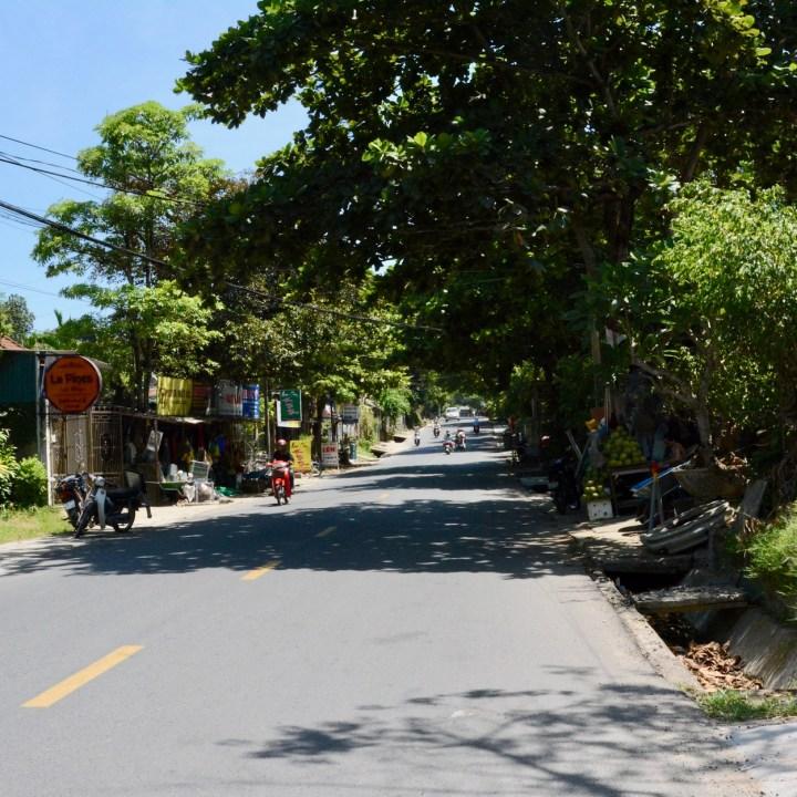 vietnam with kids hue street view