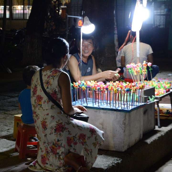 vietnam with kids hue evenings souvenirs