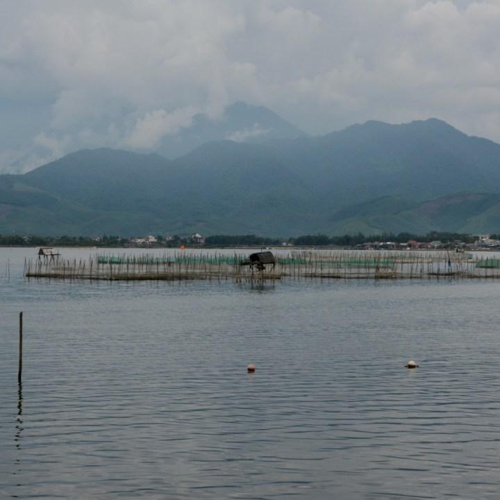 vietnam travel with kids vedana lagoon stilt house