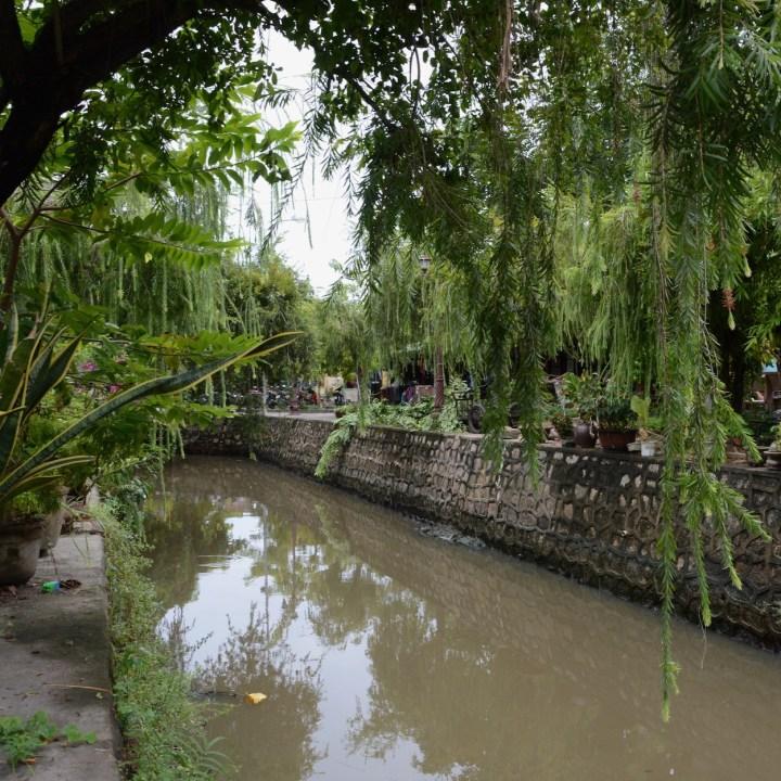 vietnam with kids hoi an canal