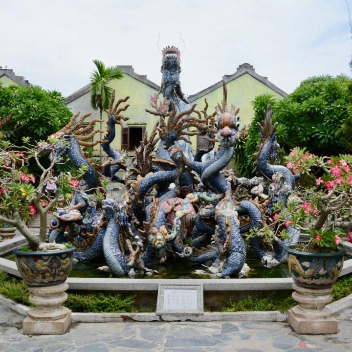 vietnam with kids hoi an dragon