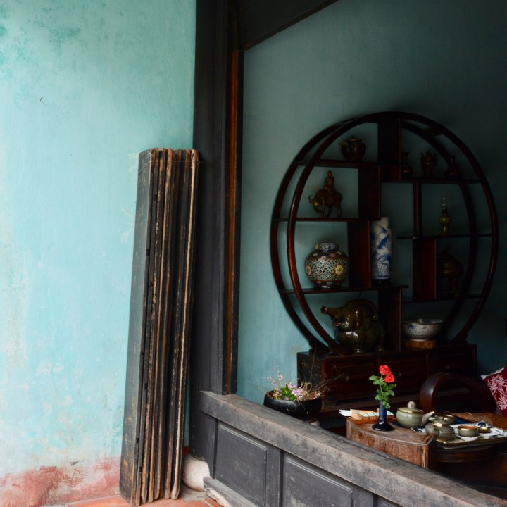 vietnam with kids hoi an teahouse