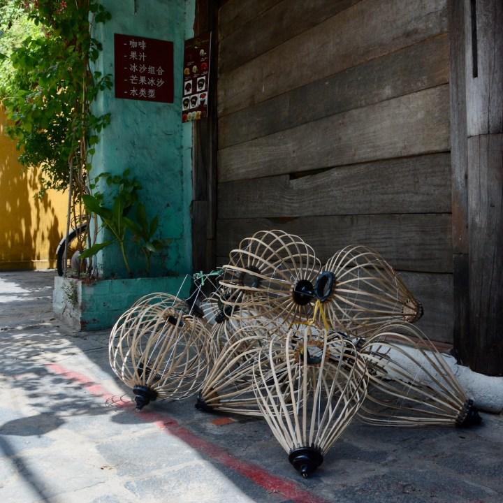 vietnam with kids hoi an handmade lanterns
