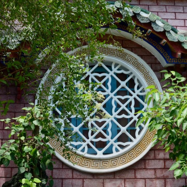 vietnam with kids hoi an phuoc kien ornate window