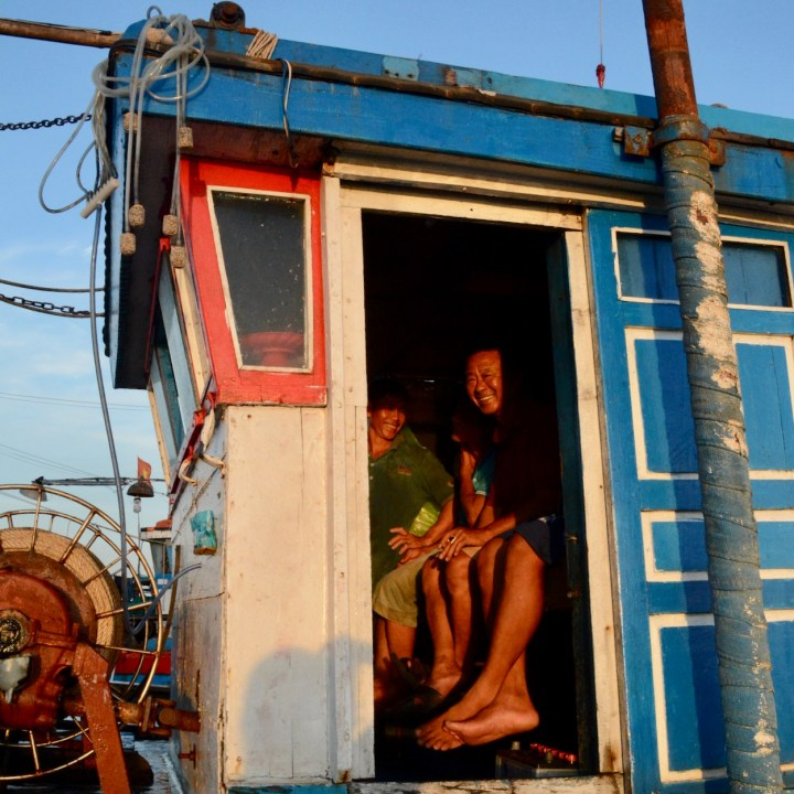photo tour vietnam hoi an smiles