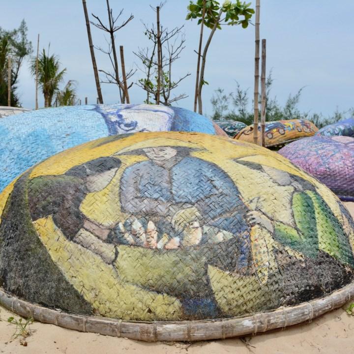 travel with kids vietnam tam thanh art village