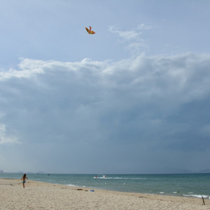 Hoi An, Vietnam | A Relaxing Afternoon on a Quiet Stretch of Sandy An Bang Beach