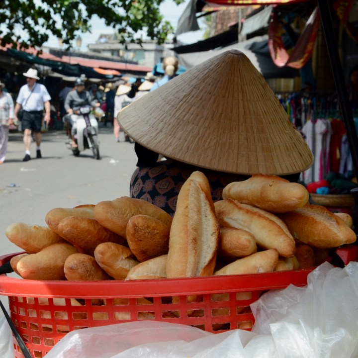 vietnam with kids hoi an cooking class banh mi