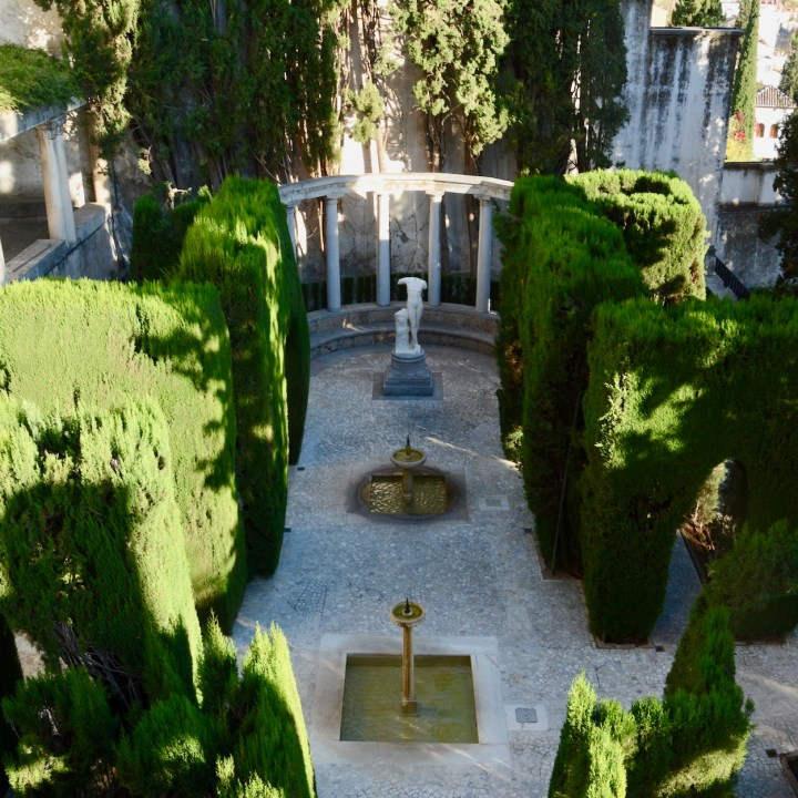 Granada, Spain |Fundacion Rodriguez Acosta, a Peculiar Artist's Studio and a True Hidden Gem