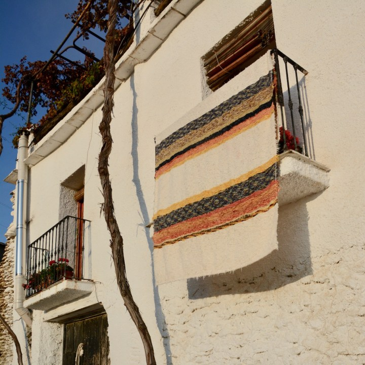 las alpujarras with kids bubion carpet
