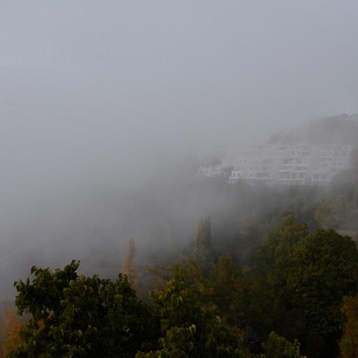 las alpujarras with kids bubion mist