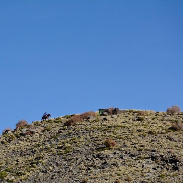 hiking with kids las aplujarras poqueira gorge cowboy