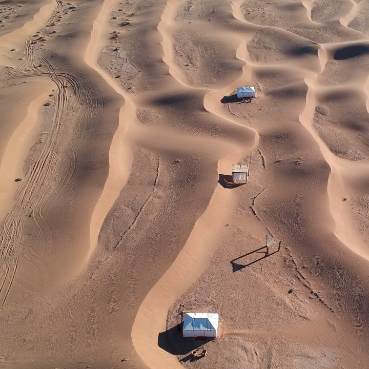 Morocco with kids sahara desert camp adounia