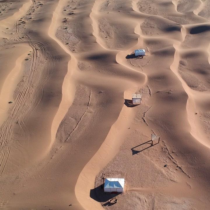 Morocco with kids sahara desert camp adounia