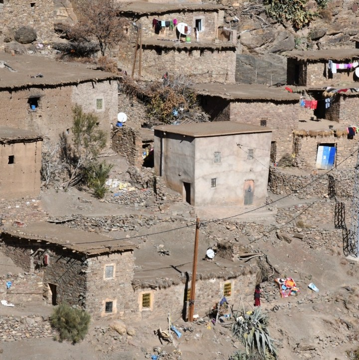 Morocco with kids atlas mountains berber village
