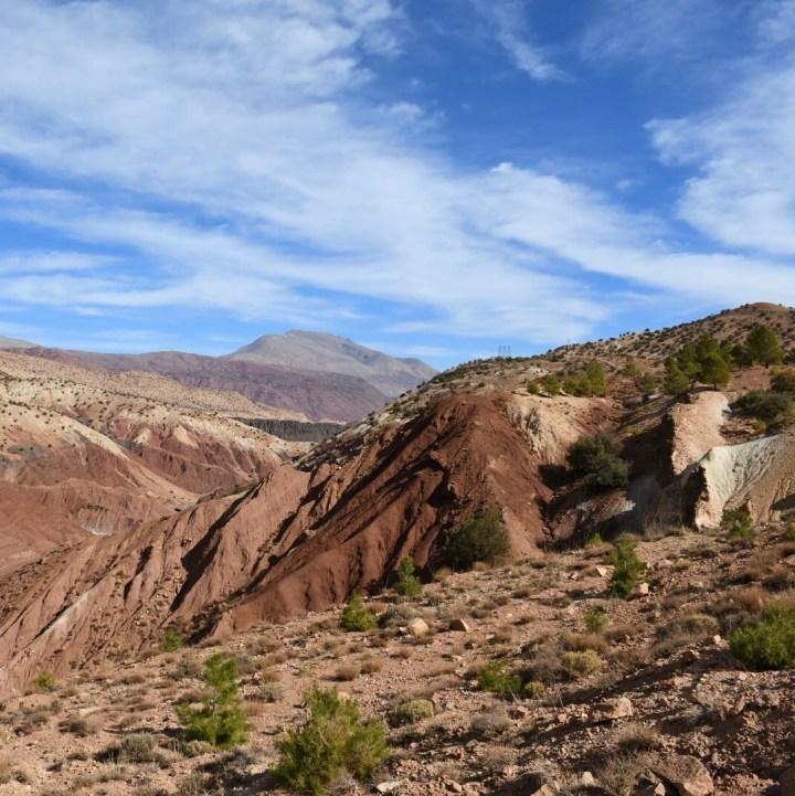 Morocco with kids atlas mountains desert