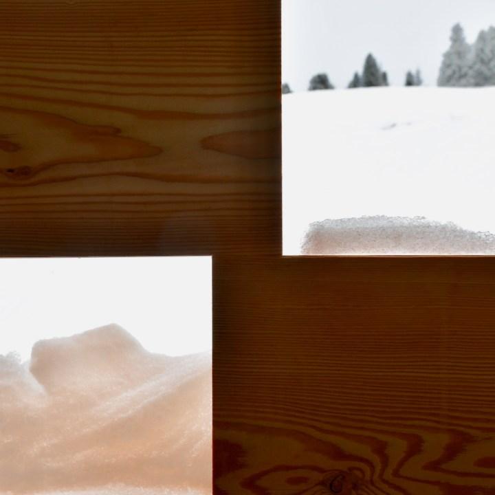 seiser alm skiing with kids snowy windowsill