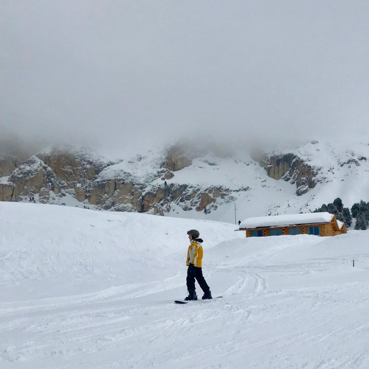 Seiser Alm/Alpe de Siusi, Italy | How to Train Your Teenager to Snowboard (or Ski)