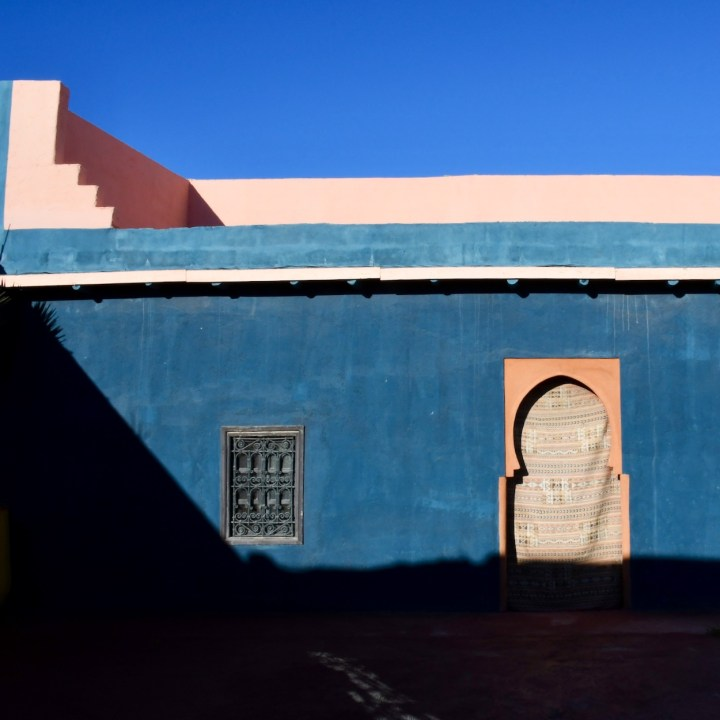 Morocco with kids shadows