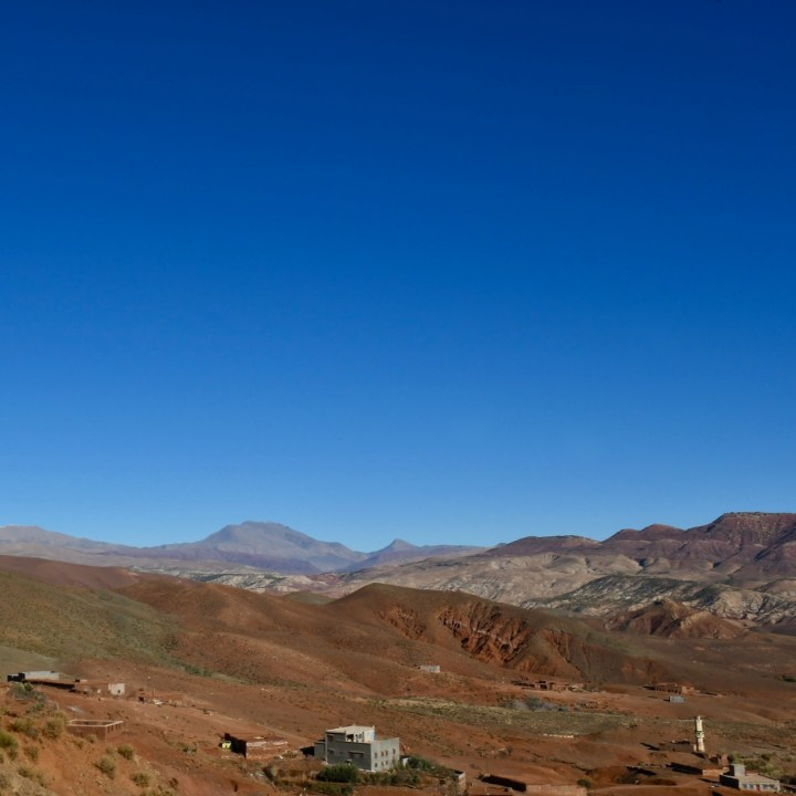 Morocco with kids atlas mountains telouet