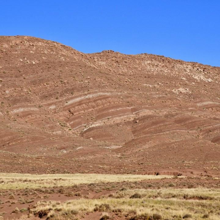 Morocco with kids atlas mountains strata