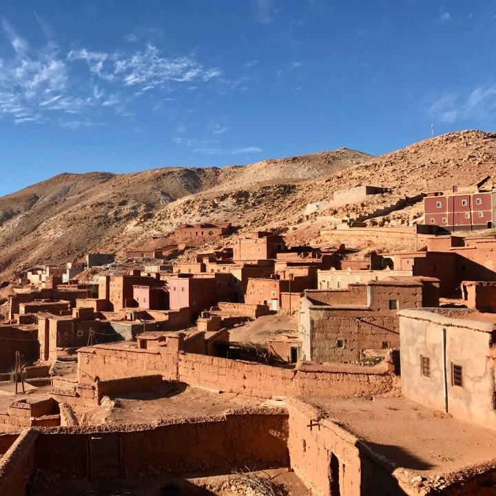 morocco with kids travel tips atlas mountain village