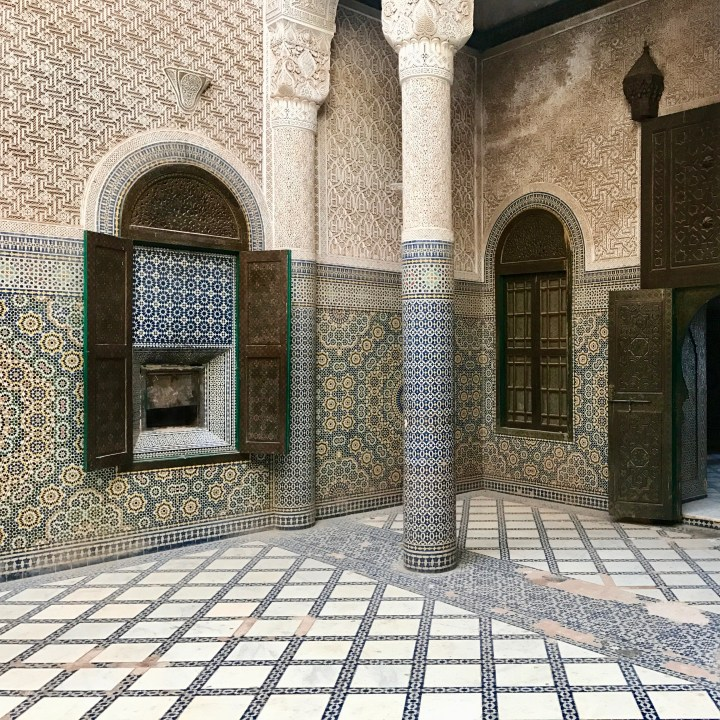 Telouet, Morocco | Exploring the Glorious Chambers Inside the Ancient Glaoui Kasbah