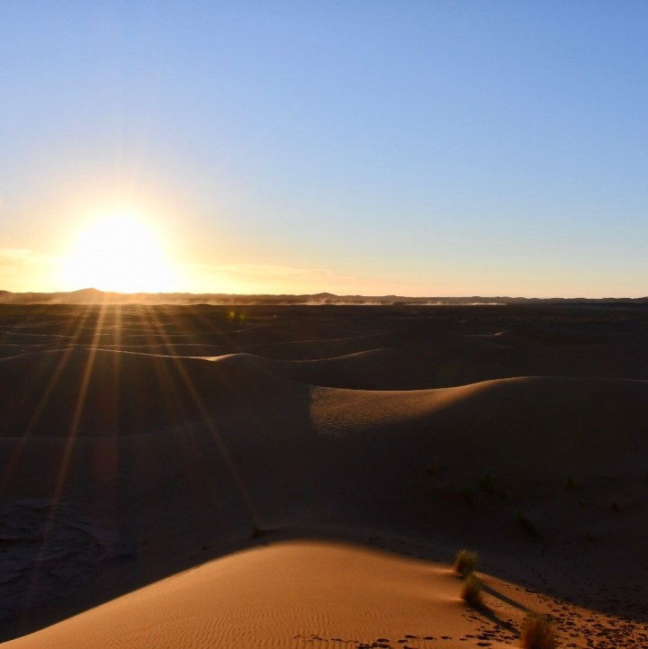 Erg Chigaga, Morocco | Magical Sunset and a Night Under a Star Studded Sky in the Sahara Desert