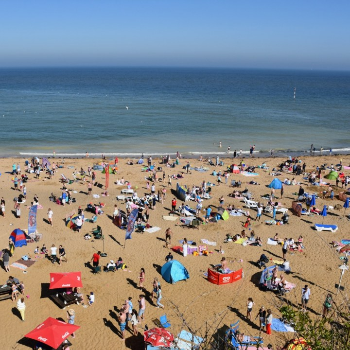 Broadstairs with kids where's wally